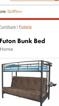 Metal Frame Bunk Bed for Sale in Canal Winchester,  OH