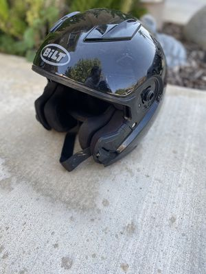 Selling a large size bilt motorcycle helmet for Sale in Silverado, CA