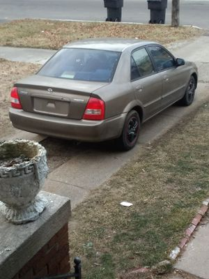 Mazda protege 2000 for Sale in Detroit, MI