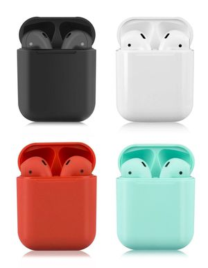 i88 Wireless Bluetooth Earphones Earbuds For Apple iPhone,Android With Charging Box 5 Different Colors WHITE/BLACK/RED/GREEN /GRAY for Sale in South Attleboro, MA
