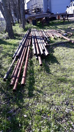 Black Steel Pipe for Sale in Dallas, TX