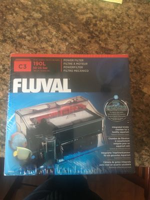 Aquarium Filter, for 50 gallon tank for Sale in Upland, CA