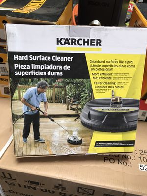 Karcher 15 in. Surface Cleaner for Gas Pressure Washers for Sale in El Monte, CA