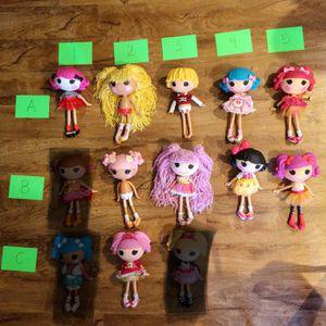 Lalaloopsy dolls for Sale in Chandler, AZ