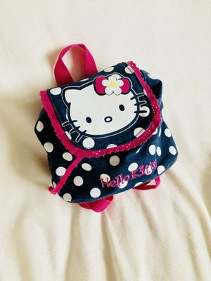 Hello kitty Backpack for Sale in Darien, CT
