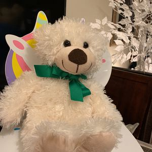 "White Teddy Bear 14"" for Sale in El Cajon, CA"
