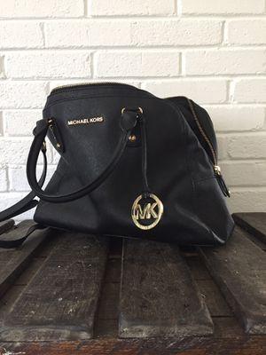 Michael Kors black and gold purse for Sale in Marietta, GA