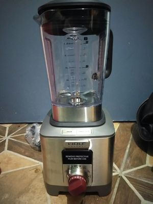 Wolf Appliance, Inc. High Performance Gourmet Blender , Model: WGBK100S $395 for Sale in San Francisco, CA