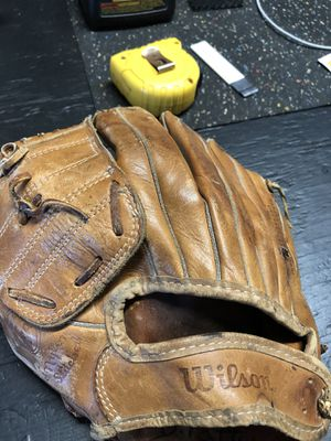 Vintage Baseball gloves for Sale in Mitchell, IL