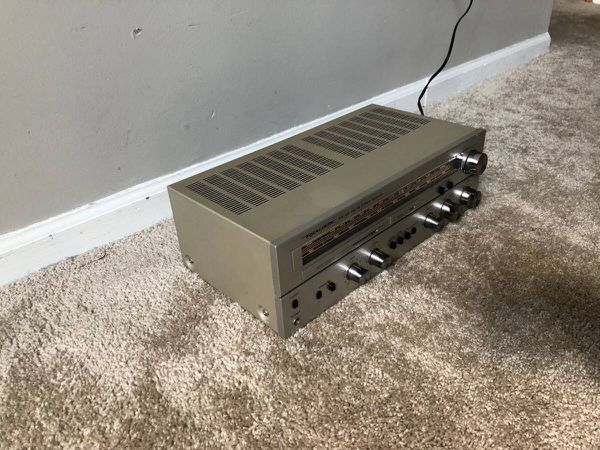 Realistic Home Stereo Receiver