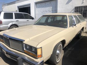 1980 Crown Victoria Station Wagon for Sale in Fontana, CA