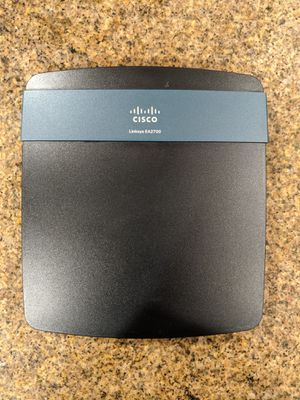 Linksys Cisco Wireless Router EA2700 for Sale in San Diego, CA