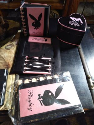 Playboy set of 4 obo for Sale in GLMN HOT SPGS, CA