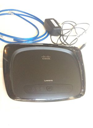 Linksys by Cisco WTR54G2 .Wireless Router for Sale in Fort Belvoir, VA