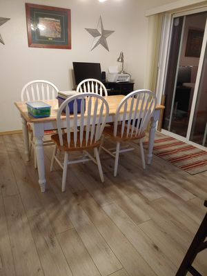 5 piece Kitchen table set for Sale in Boring, OR