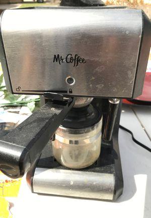 Espresso maker with steamer for Sale in Phoenix, AZ