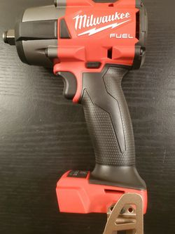 BRAND NEW MILWAUKEE M18 FUEL 1/2 FICTION RING MID- TORQUE IMPACT WRENCH (TOOL-ONLY)BRAND NEW) NUEVO for Sale in Las Vegas,  NV
