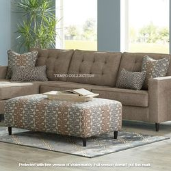 FLINTSHIRE, SECTIONAL SOFA, LAF CHAISE. for Sale in Ontario,  CA