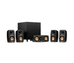Klipsch Reference Theater Pack 5.1 Channel Surround Sound System for Sale in Irvine, CA