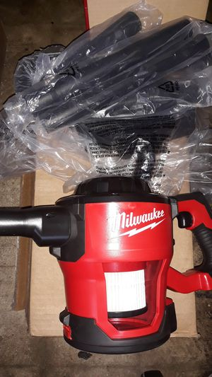 Milwaukee m18 compact vacuum...tool only for Sale in Carson, CA
