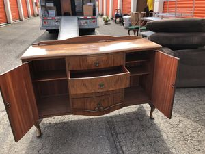 Antique buffet lovely condition for Sale in Seattle, WA
