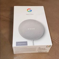 Google Nest Mini 2nd Generation for Sale in Fremont,  CA