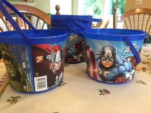 Avengers Buckets for Sale in Woodinville, WA