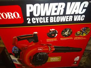 New in box leaf blower for Sale in Brook Park, OH