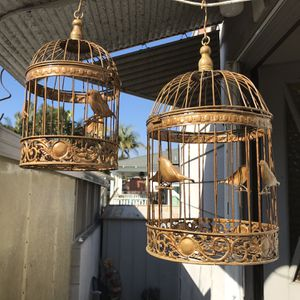 Metal Bird Cages for Sale in Camp Pendleton North, CA