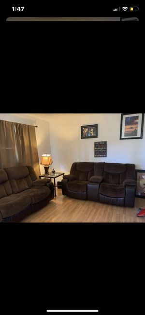 Loveseat & Sofa for Sale in Tempe, AZ