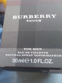 Men's Burberry New 20 Obo for Sale in Portland,  OR