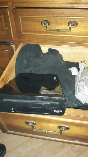 Nintendo Wii u for Sale in The Dalles, OR