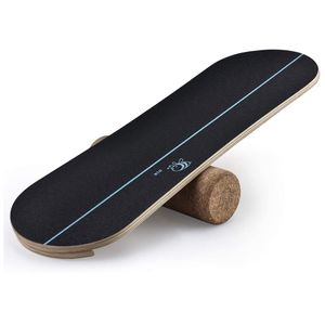 4TH Bee Core Balance Board for Exercise Training-Board Exercise for Fitness with Roller- Board Balancing for Surf,Ski, Snowboard and Skateboarding. for Sale in Corvallis, OR