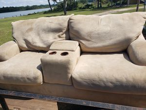 Small Beige Sectional for Sale in Bon Secour, AL