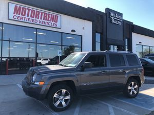 2017 Jeep Patriot for Sale in Avondale, AZ