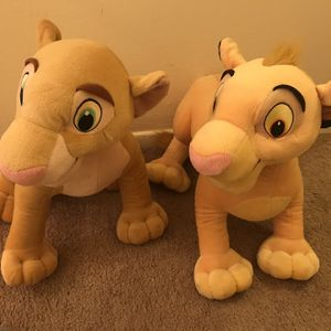 Lion King Plushs for Sale in Aurora, IL