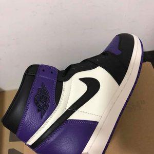 "Air Jordan 1 Retro High ""Court Purple."" for Sale in Lexington, KY"