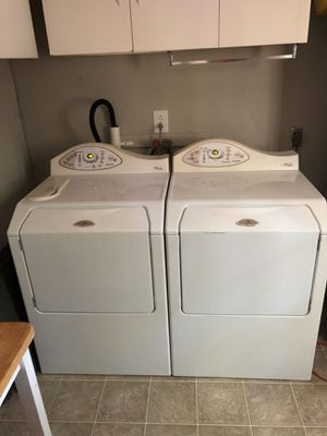 Washer and Dryer for Sale in Virginia Beach, VA