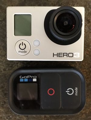 GoPro HERO3 5.0 MP Action Camera - 1080p for Sale in Gilbert, AZ