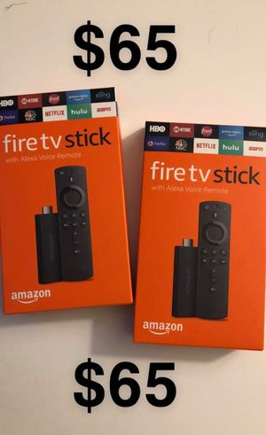 Fire Tv Sticks for Sale in Dallas, TX