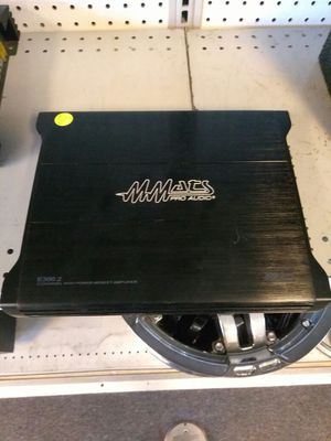 Mats pro audio amp for Sale in Orlando, FL