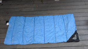 Sleeping bag with flannel lining in perfect c ondition for Sale in Southborough, MA