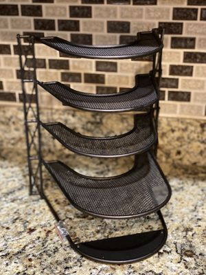 Tiered pan/pot holder for Sale in Mobile, AZ