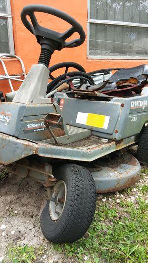 Riding Lawn Mower for Sale in Miami Gardens, FL