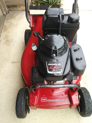 Toro lawn mower comercial for Sale in City of Industry, CA
