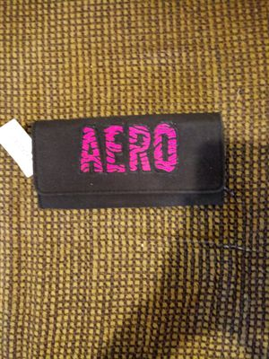 black and pink Aeropostale wallet NWT for Sale in Madison Heights, VA