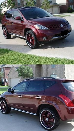 Full Price 1000$ Nissan Murano for Sale in Boston, MA