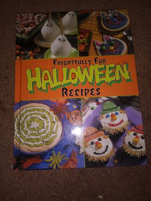 Frightfully Fun Halloween Recipes for Sale in Eau Claire, WI