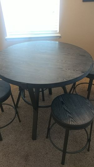 High Round Dinner Table for Sale in Denver, CO