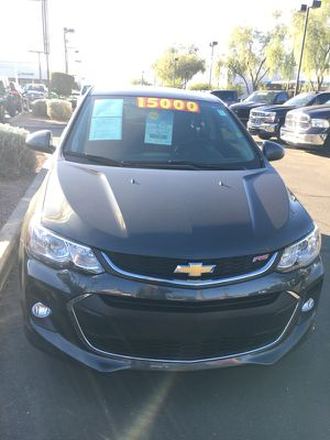 Chevy Sonic RS for Sale in Avondale, AZ